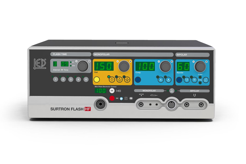 surtron flash 160 hf sprzęt
